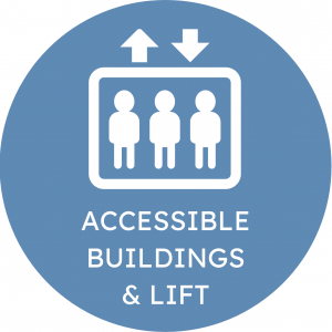 Accessible Buildings & Lift