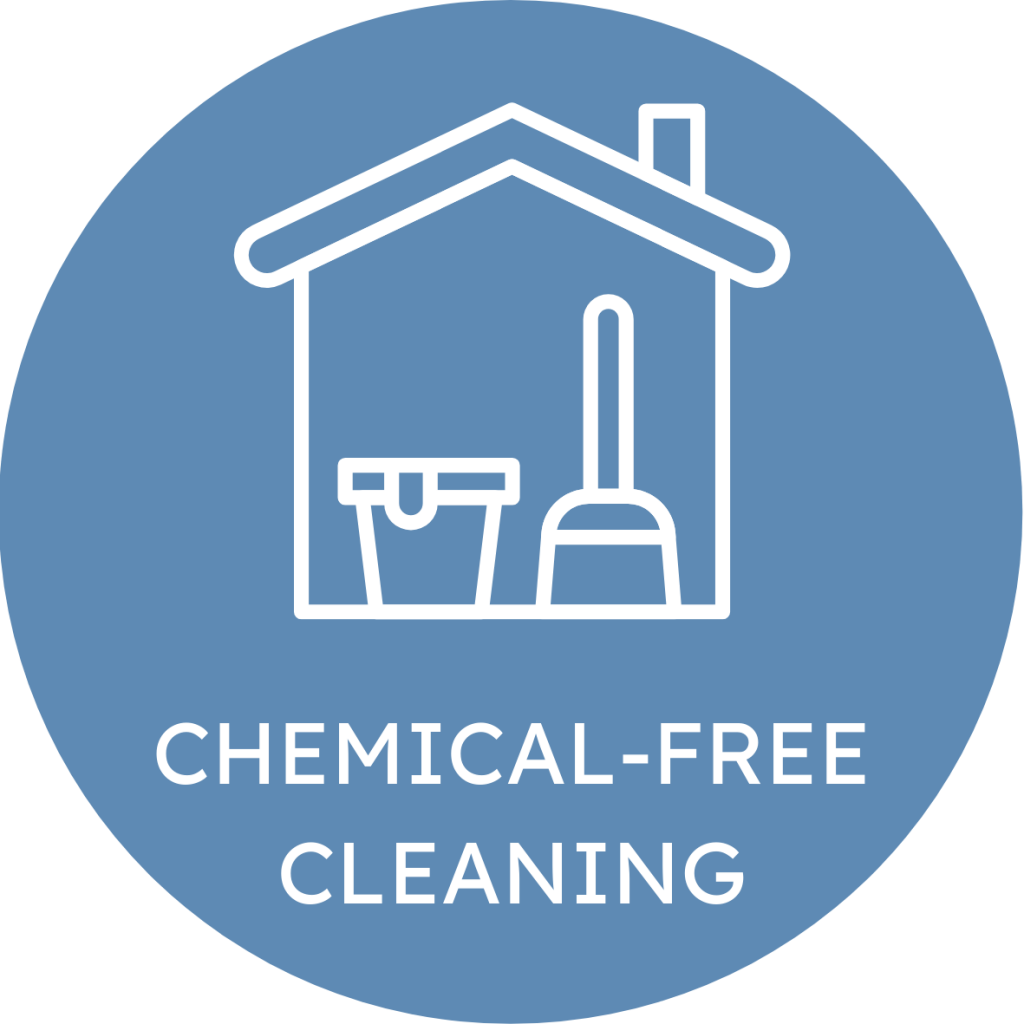 Chemical-Free Cleaning