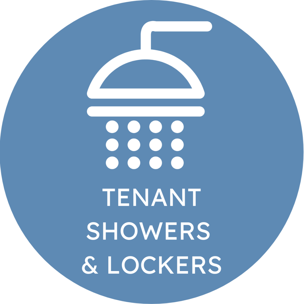 Tenant Showers & Lockers