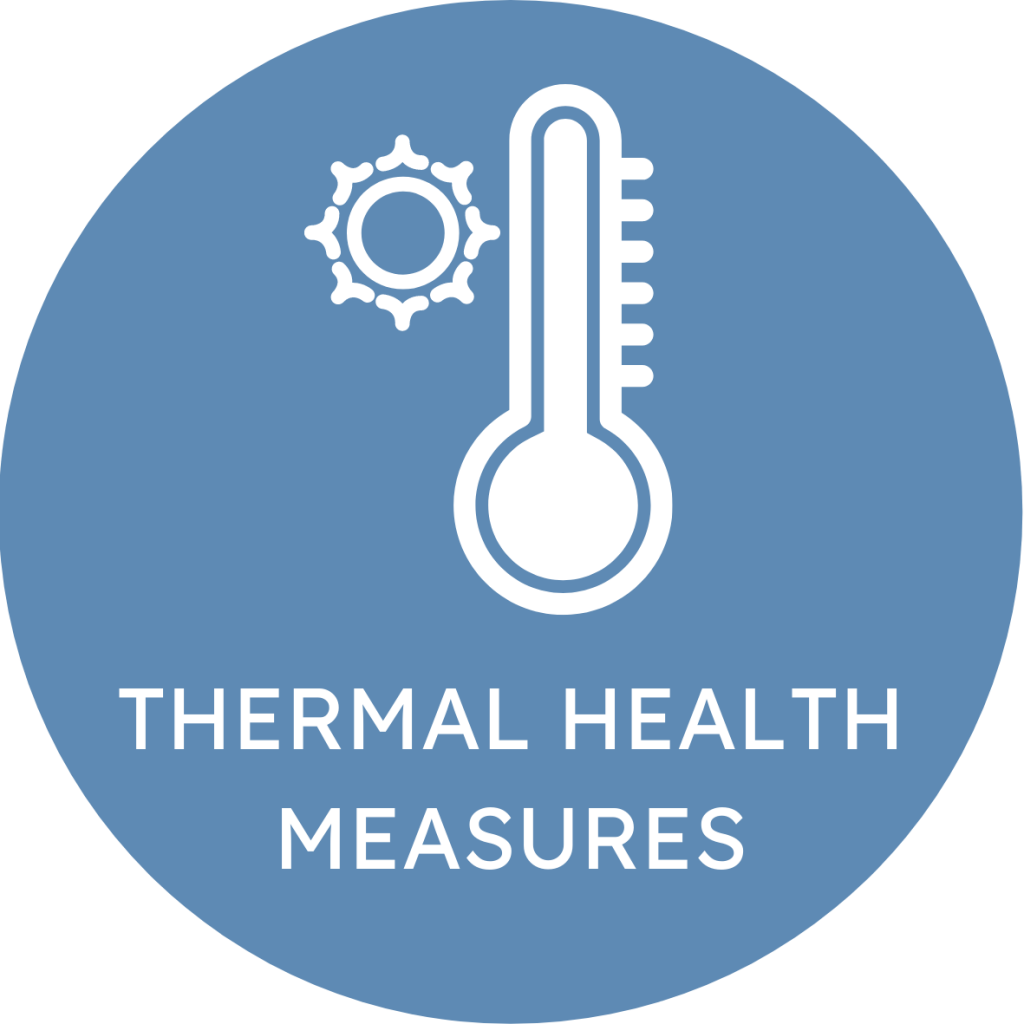Thermal Health Measures