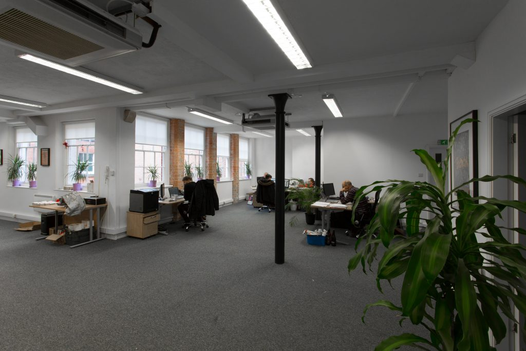 Nottingham Office Space To Let