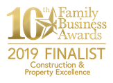 10th Family Business Awards 2019 Finalist: Construction & Property Excellence