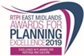 RTPI East Midlands Awards For Planning Excellence 2019