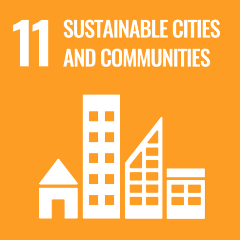 SDG Goal 11: Sustainable Cities and Communities